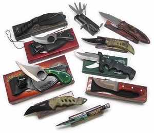 Super Special- 10 Knives for $28.95!