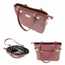 Radiant Concealed Carry Purse- Wine