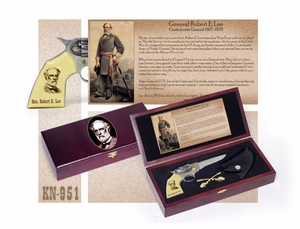 Robert E. Lee Gun Knife Set