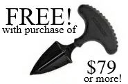 "<strong><font color=""blue""><font size= ""2"">Schrade Mini Push Dagger</font size""></font color></strong>"