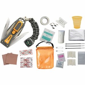 Smith's Sharpeners Survival Kit w/ Multi-Tool