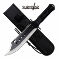 Survivor Products- Heavy Duty Jungle Combat Knife