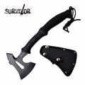 Survivor Ultimate Survival Axe- Black