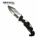 "TAC-FORCE ""Breakout"" Assisted Opening Knife- Stainless Steel"