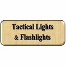 Tactical Lights and Flashlights