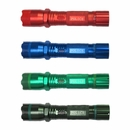 <FONT COLOR = BLACK>TACTICAL STUNGUN/FLASHLIGHT 4 PACK</FONT COLOR>