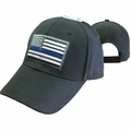 Thin Blue Line U.S. Flag Cap