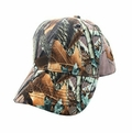 Tree Camo Hunting Cap