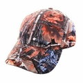 Tree Camo Hunting Cap- Fall