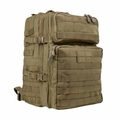 VISM Assualt Backpack- Tan