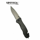 "Wartech ""Midnight Kiss"" Asisted Opening Knife- Black"