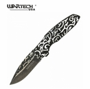 "Wartech ""Old English"" Assisted Opening Knife"
