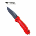 Wartech Trump 2016 Make America Great Again Assisted opening Rescue Knife