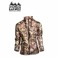 World Famous Sports Burly Tan Camo Down Jacket