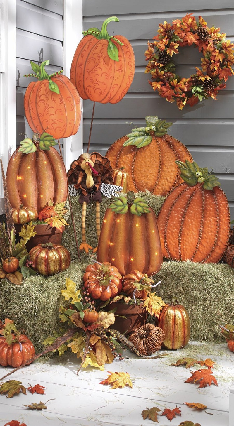 Thanksgiving fall decorations images beautiful