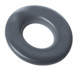 Dark Gray Round Potty Seat