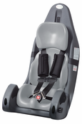 MPS Car Seat Light Gray