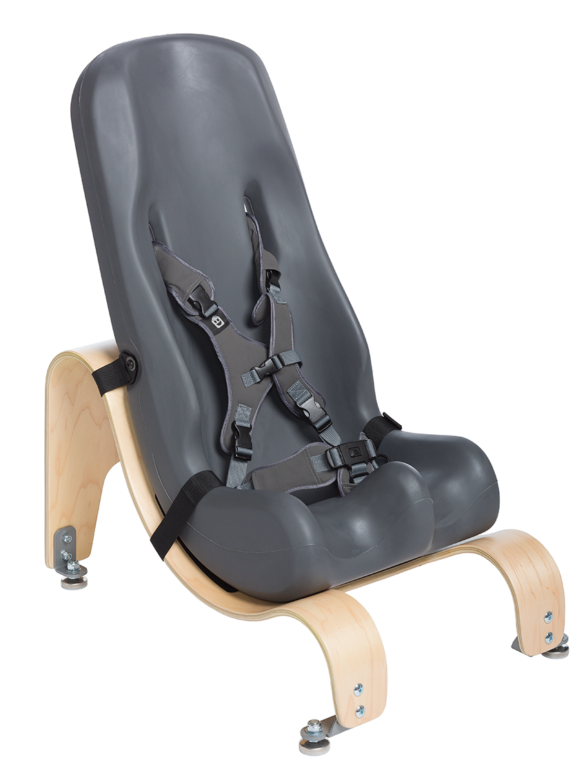Tomato Tilt Wedge Positioning Chair For Special Needs