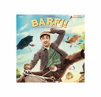 Barfi - Movie Songs CDAudio Cd Movie Sound Track Bollywood,Bombay