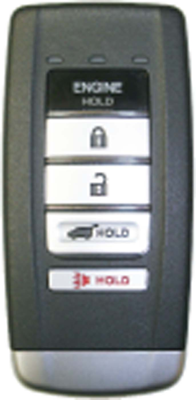 Acura Ilx Keyless Silicone Rubber Remote Keyless Cover