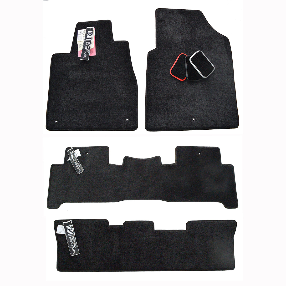 Acura MDX Carpet Floor Mats