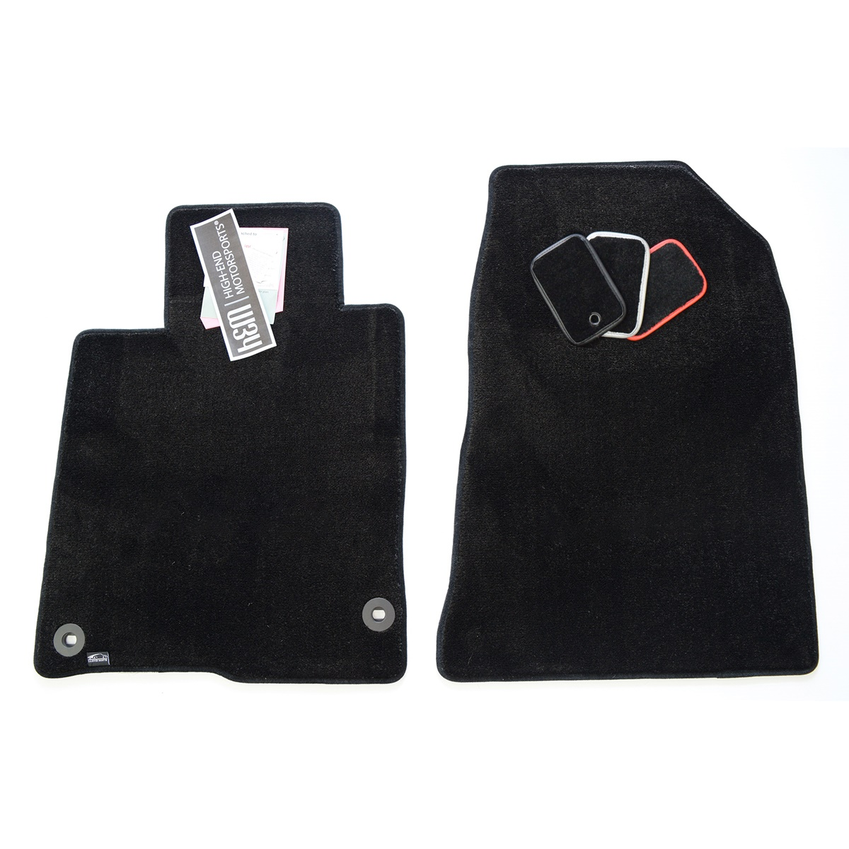 Audi S5 Carpet Floor Mats