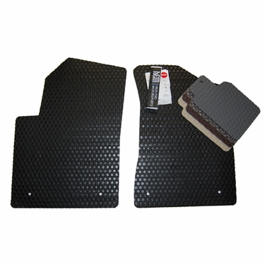 BMW 1 Series 128i / 135i  Custom All Weather Floor Mats