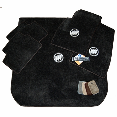 Buick Verano Floor & Trunk Mats Set