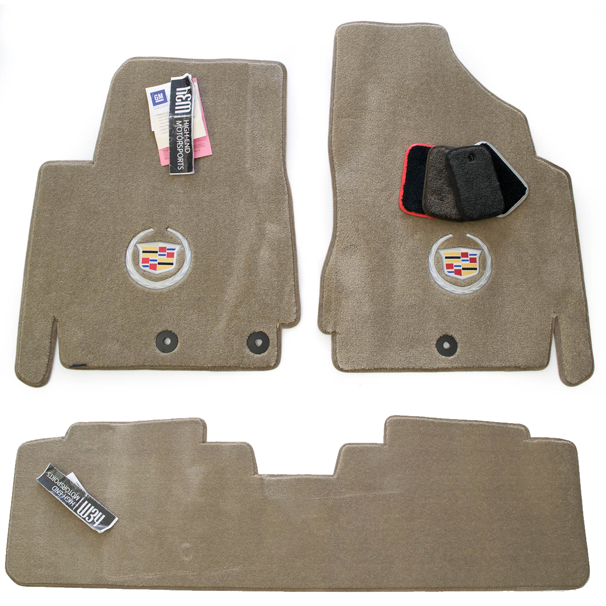 black set is gm itm escalade all floor weather cadillac floors s loading mats oem image new mat