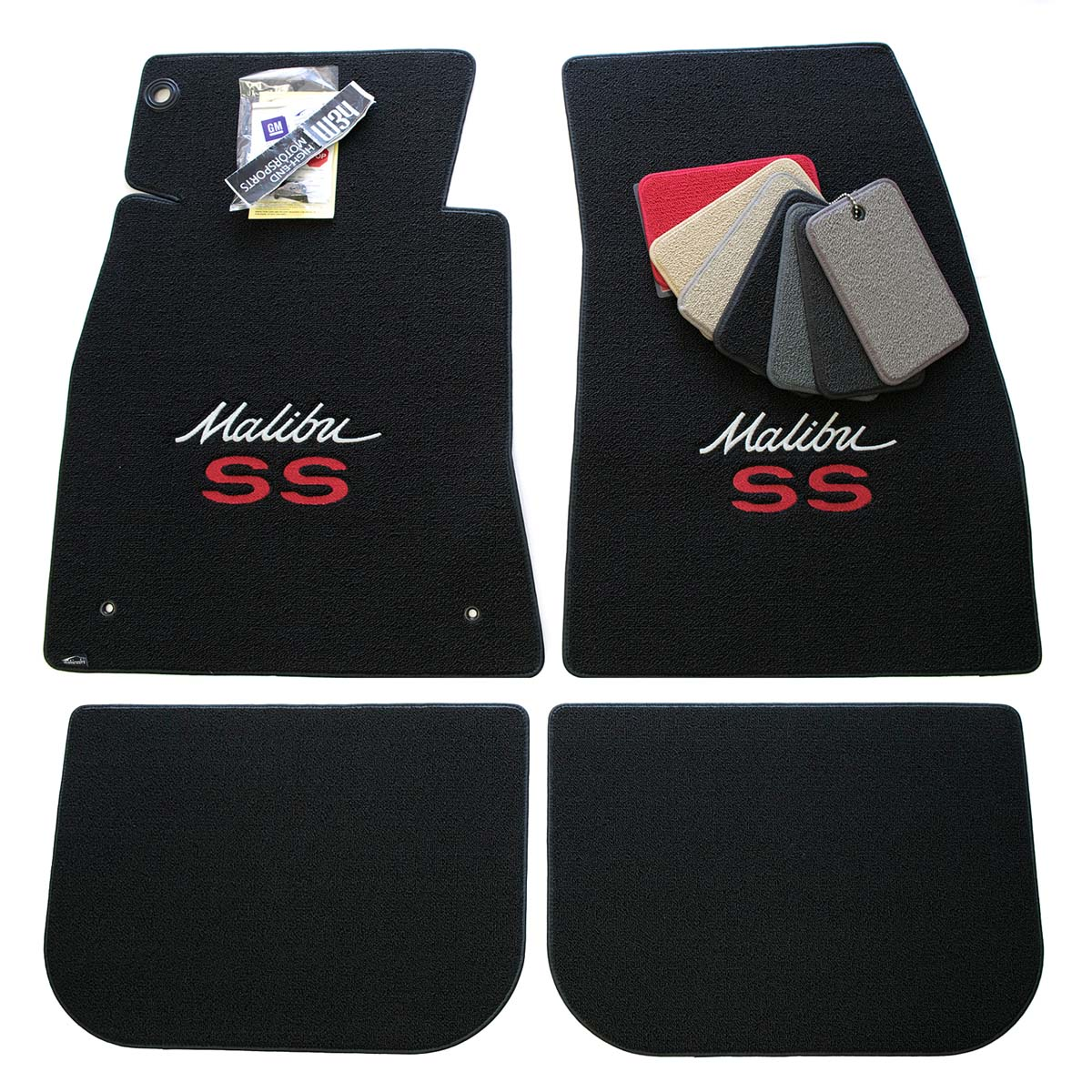 1964 2018 chevrolet malibu ss loop floor mats. Black Bedroom Furniture Sets. Home Design Ideas