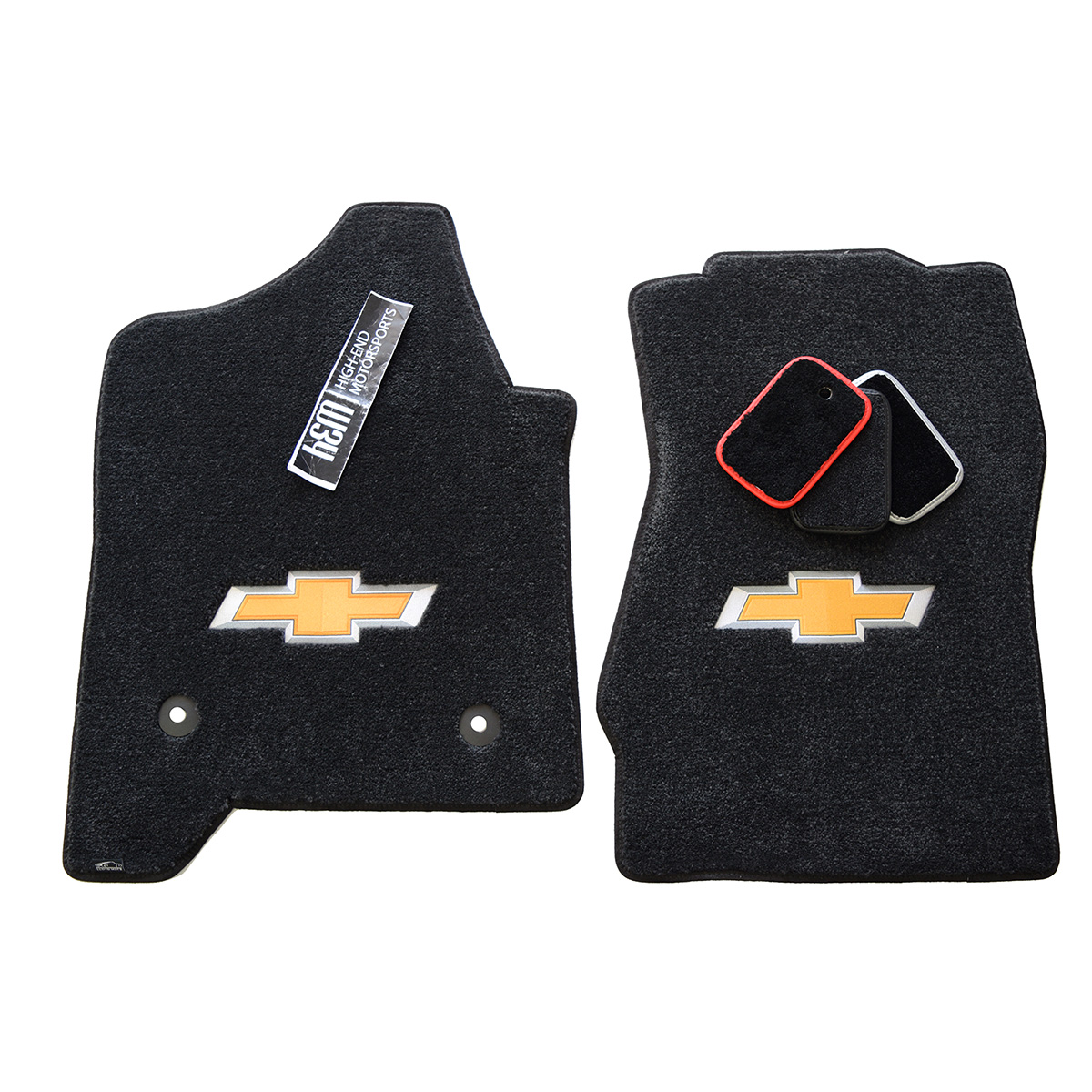 Chevy Tahoe Hybrid Floor Mats Set