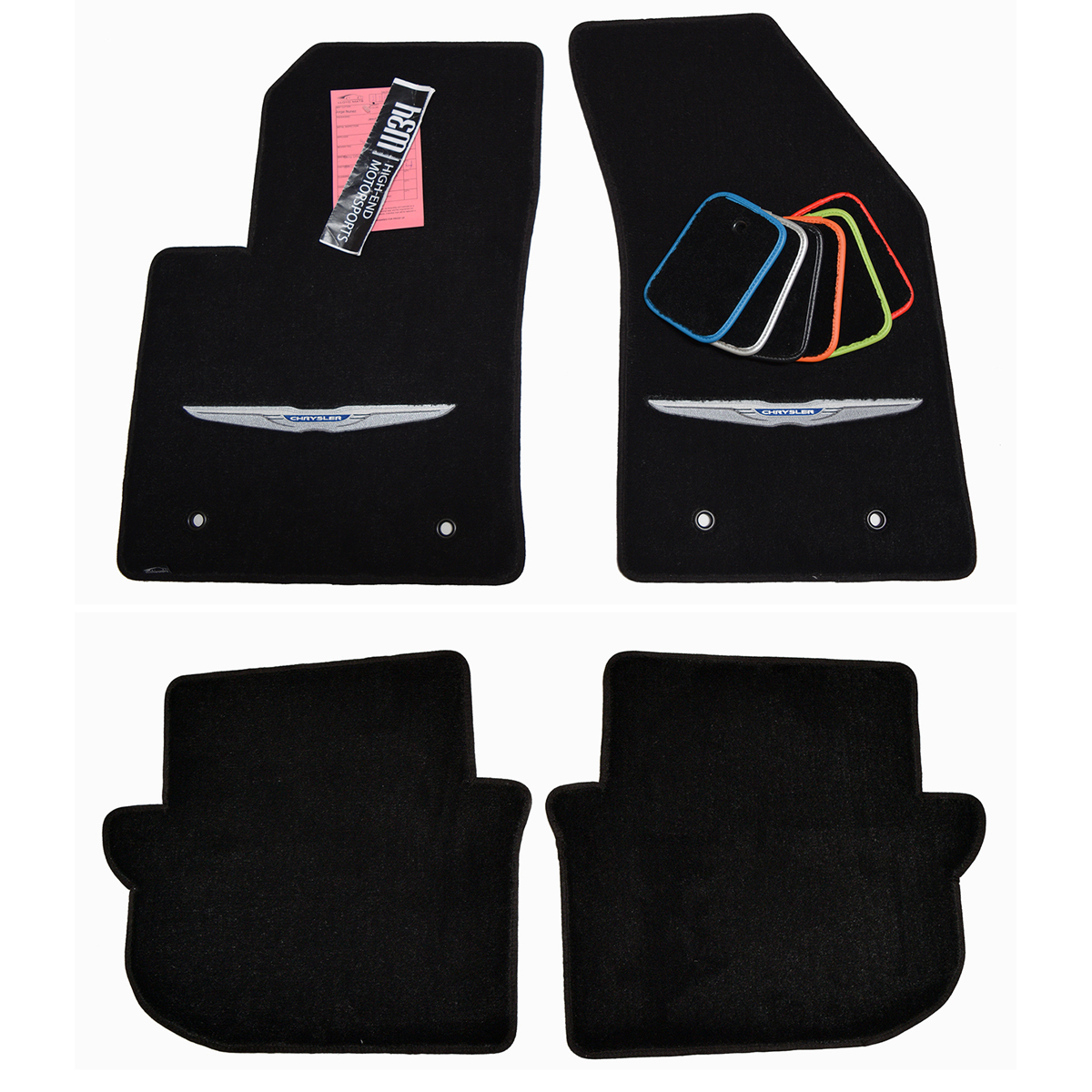 Chrysler 300 Carpet Floor Mats