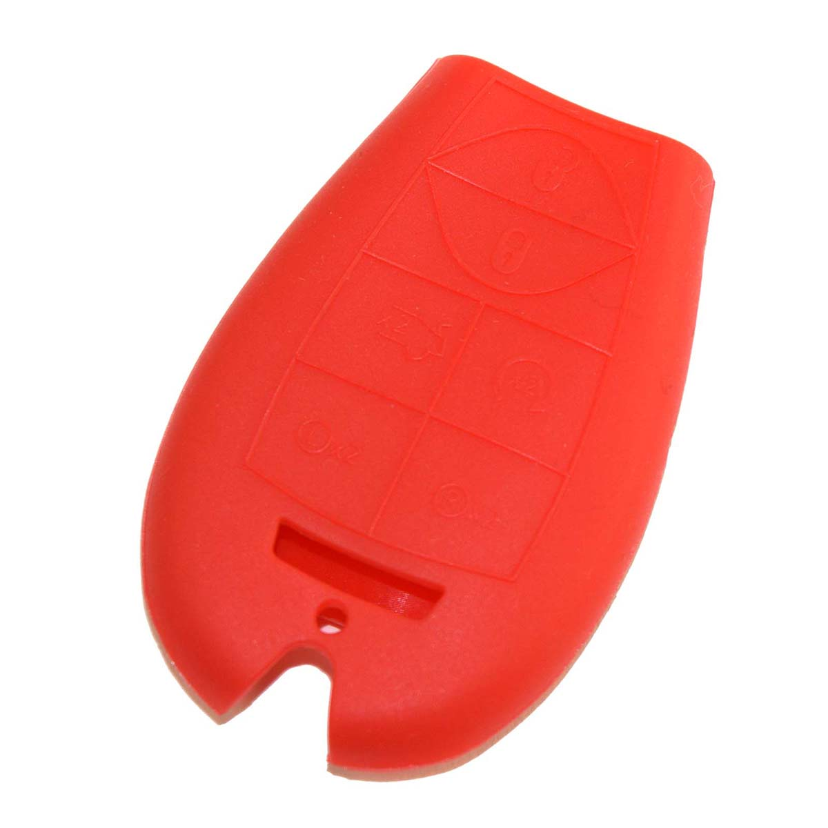 Chrysler Town And Country Silicone Rubber Remote Cover