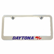 Dodge Charger Daytona R/T Plum Crazy Purple Plate Frame