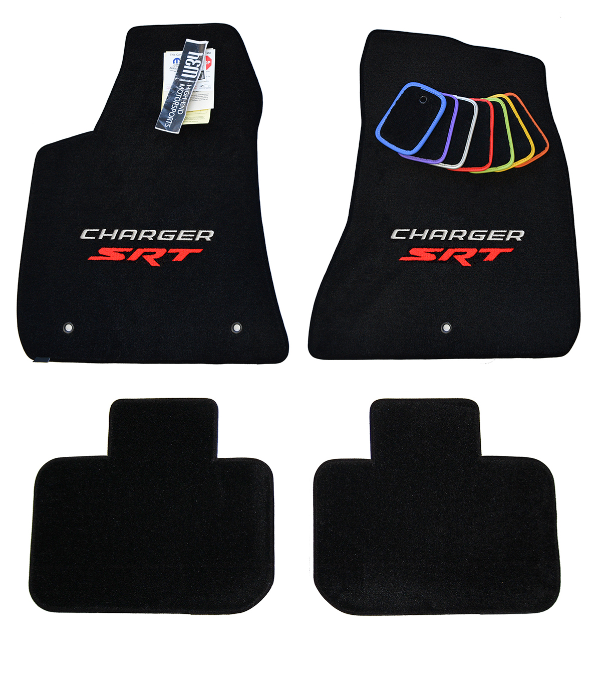 Dodge Charger Srt  U0026 Hellcat Floor Mats