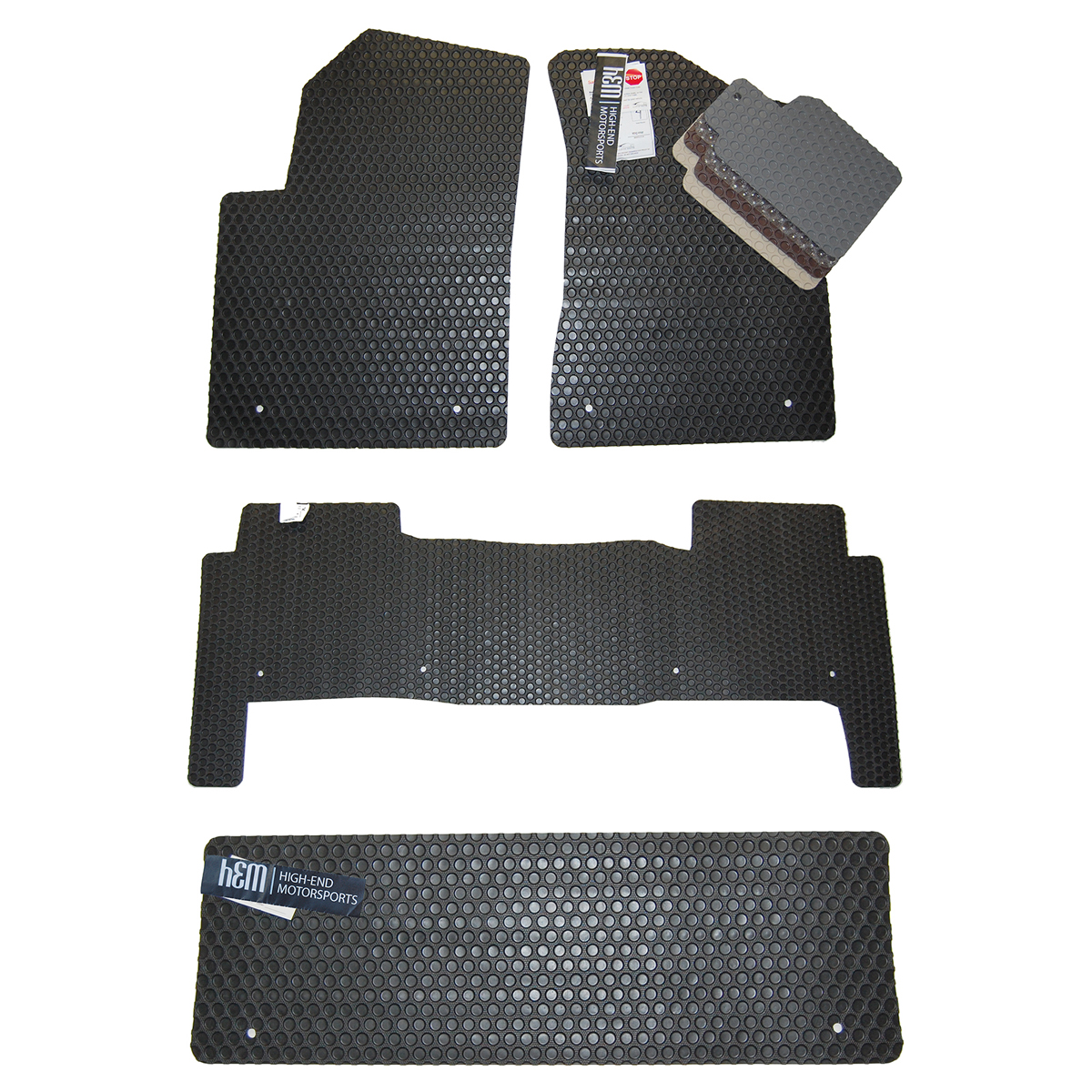 Ford Transit Connect Custom All Weather Floor Mats