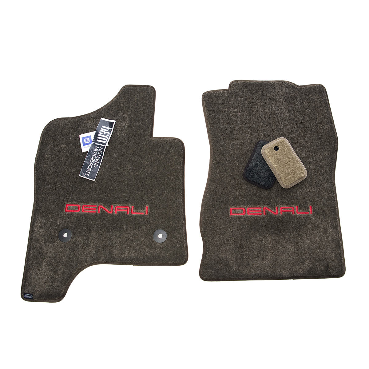 GMC Sierra Floor Mats Set 2001
