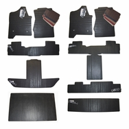 GMC Yukon Denali All Weather Floor Mats - 2015 - 2020