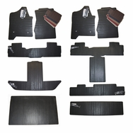 GMC Yukon Denali XL All Weather Floor Mats - 2015 - 2017