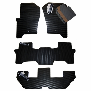 Land Rover Lr4 Custom All Weather Floor Mats
