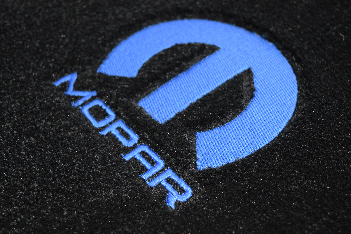Mopar M Dodge Charger Floor Mats 1966 2019