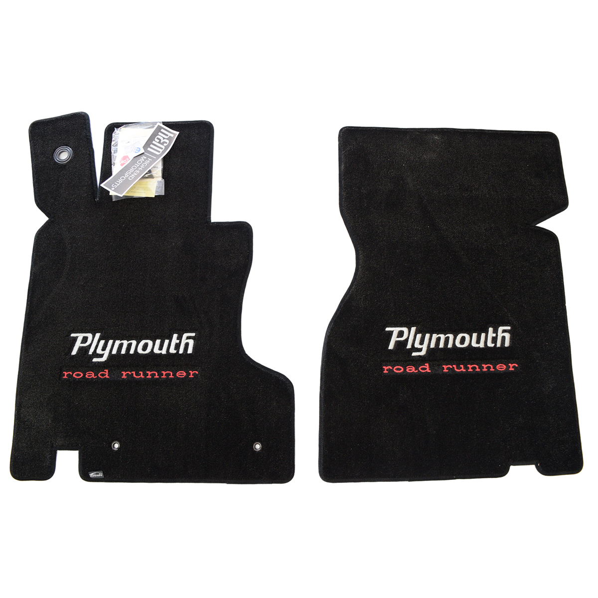 Plymouth Road Runner Floor Mats