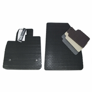 1965 - 1986 Porsche Carrera Classic All Weather Floor Mats