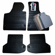 Porsche Cayenne Custom All Weather Floor Mats