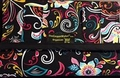 The Coupon Wallet®<br>Deluxe Organizer<br>Black Lotus Flower