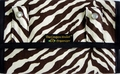 The Coupon Wallet®<br>Deluxe Organizer<br>Brown Zebra<br>LAST ONE