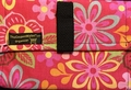 """The Coupon Wallet®<br>Basic Organizer<br>Pink Power Flower<br><font color=""""red""""><b>LAST ONE AVAILABLE</font color></b>"""