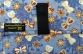 The Coupon Wallet®<br>Basic Organizer<br>Brown Blue Butterflies