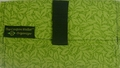 The Coupon Wallet®<br>Basic Organizer<br>Lotus Green Flower