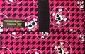 The Coupon Wallet®<br>Basic Organizer<br>Candy Pink Skulls